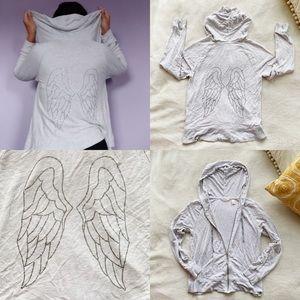 Victoria's Secret Angel wing hoodie